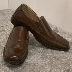 (Steve) Madden Brown Dress Shoes